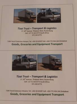 Equipment and tractor transport