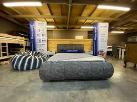 Special bed bases, headboards, blanket boxes, Ottoman etc
