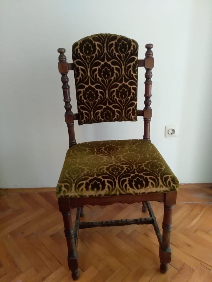Drvene stolice 0