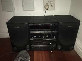 Speakers sony high fy system