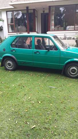 Citi Golf for sale. Daily runner and in good condition.
