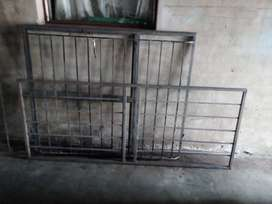 Steel door frames, Security burglar doors and TD75 steel window frame
