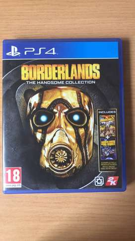 PS4 Game - Borderlands: The Handsome Collection