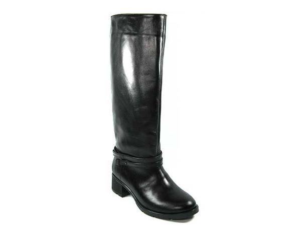 Высокие демисезонные кожаные сапоги с премиум кожи lordans Херсон - изображение 4