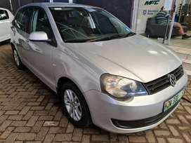 `2011 VW Polo Vivo 1.6i Trend-155300km-Only R99900-Well maintained-