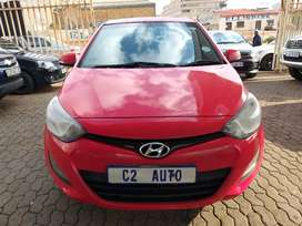 2014 Hyundai i20 1.4 Manual