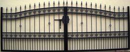 Brama wjazdowa Kuta Wzór nr 6