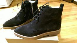 Новые итальянские ботинки Bruno Premi