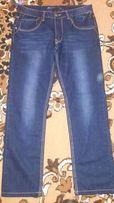 новые мужские джинсы фирмы Barnno S 33,L 34