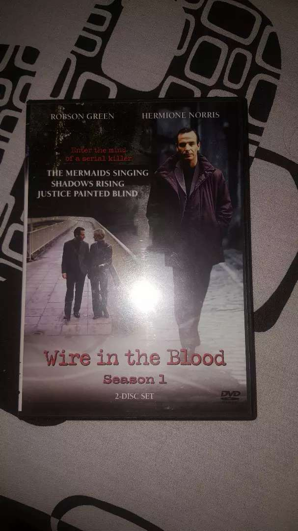 BBC Hit Series: Wire in the Blood S1 0