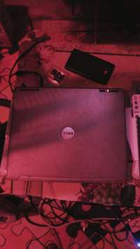 Image of Dell d610 laptop