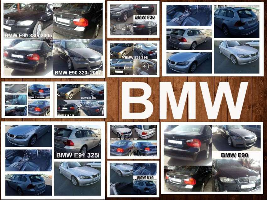 CK Auto Spares  BMW stripping for spares.