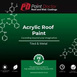 Paint Doctor Acrylic Roof Paints
