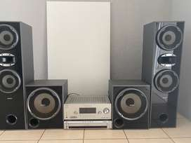 Sony sound and dvd player