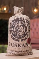 100% арабика в зернах о TUSKANI. Потрясающий кофе по низкой цене! кава