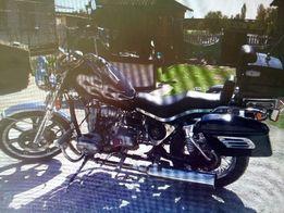 Мотоцикл Днепр - модифицированный