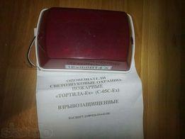Взрывозащищённый светозвуковой оповещатель Тортила-Ех C-05C-24-Ex