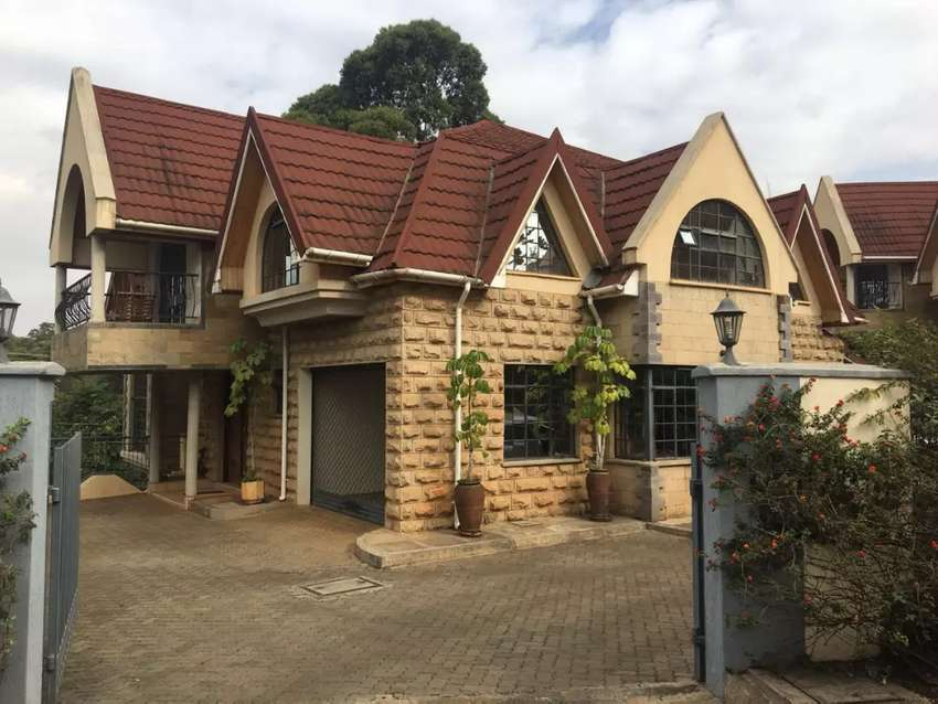 5-Bedroom Townhouse to Let in Lavington 0