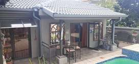 Fully furnished garden cottage in Featherbrooke estate