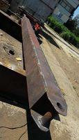 Дожимка для свай из металла, нагрузка 200 т. Для забивки бетоных свай