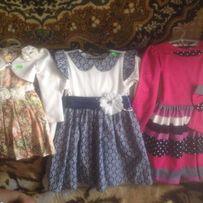 Платья выгодно и комфортно для ребёнка