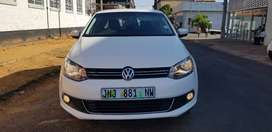 Vw polo 6 1.4 engine capacity