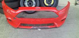 UP FOR SALE IS A FORD FIESTA ST BUMPER AVAILABLE