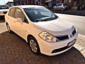 2006 Nissan Tiida 1.6i Excl Cond Accident free
