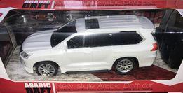 Zdalnie Sterowany Biały Samochód Osobowy Zabawka