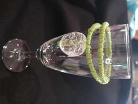Beaded decor for wedding or function
