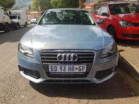 2011 Audi A4 2.0 Tdi with leather seats