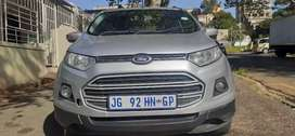 FORD ECOSPORT WITH LEATHER INTERIOR