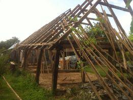 rozbiórki budynków drewnianych stodoła Podkarpackie , Małoposkie,
