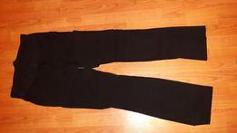 Spodnie ciążowe materialowe eleganckie