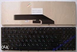Клавиатура ASUS K50AB K50AD K51 K60IJ K61 K70IC F52 P50 X5DE оригинал