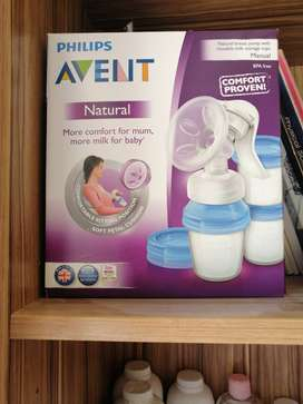 Phillips Avent Natural Manual Breast Pump