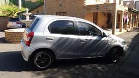 2017 Etios low mileage 20,000km fsh