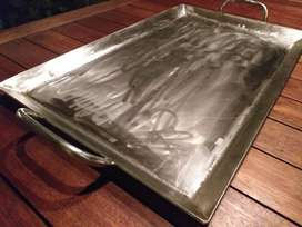 Stainless Steel Camping Pan