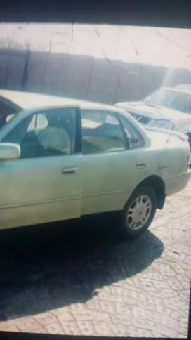 Parts of Toyota camry 3l auto