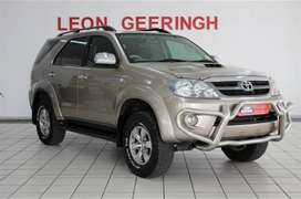 Toyota - 2008 Fortuner 3.0 D-4D 4X4