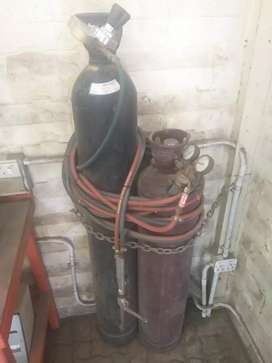 Oxygen and Acetylene set