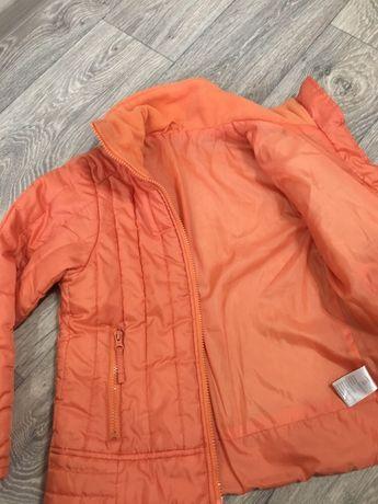 Продам курточку для девочки в хорошем состоянии 128 рост Артемовск - изображение 3