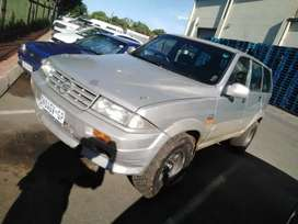 Ssyang yong musso 1997 4.0l v8 lexus 1uz to swop or for sale