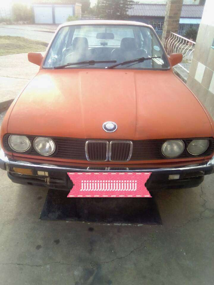 BMW 318i E30 M10 Looking for driveshaft 0