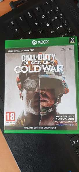 New call of duty black ops coldwar