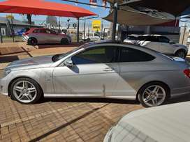 2012 Mercedes Benz C350 BE Coupe A/T
