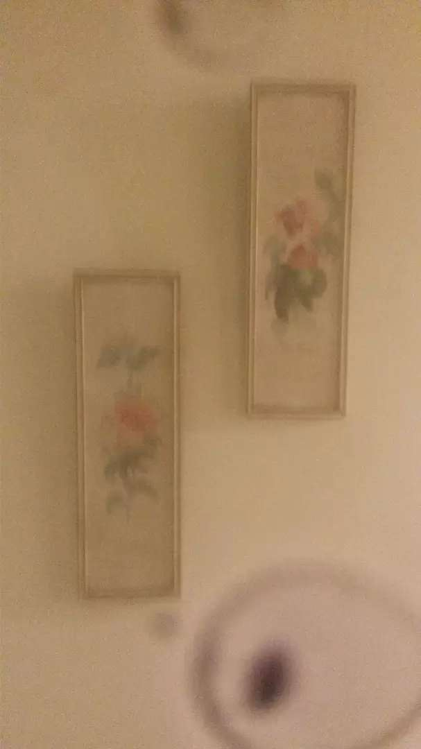 Two antique  frames