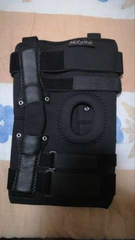 Support Injured knee and ankle gear