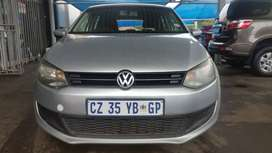 2014 VW Polo 61.4 Engine Capacity with Manuel Transmission