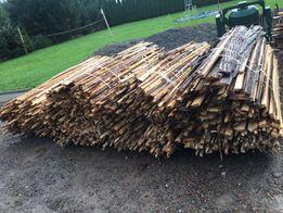 Wiazka sosnowa na rozpałke zrzyny drewno opalowe